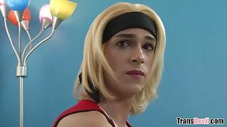 Cheerleading is all I have! - Nina Lawless
