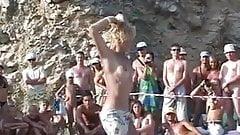 campamento nudista