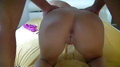 brunette anal fucked