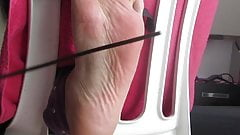 225 strokes on the foot on stock, great torture of bastinado