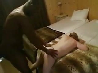 Wife getting fucked hard and husband films