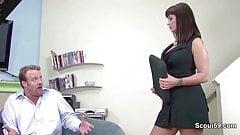 Female Casting Agent MILF Fick