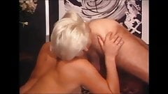 Great Vintage Shorthaired Blonde!Incl. Ass Licking...