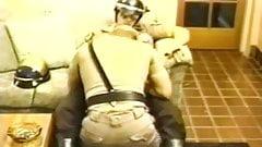 Police My Cock - scene 2