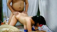 Savita Bhabhi Bending Over Taking Her Lovers Cock Deep Insid