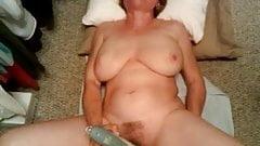MarieRocks, 50+ MILF - Self Inflicted Orgasm