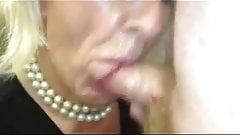 cum cock in mouth