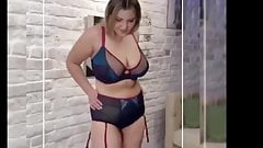 her big tits and her lingerie excites me