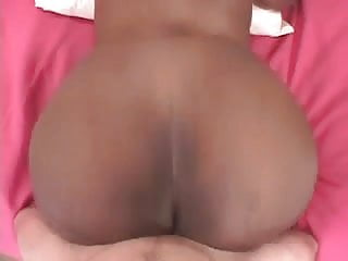 2 horny black heavyweights destroy a white cock - 2 8