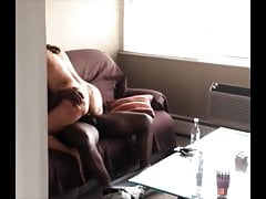 Husband Catches & Films Wife with BBC