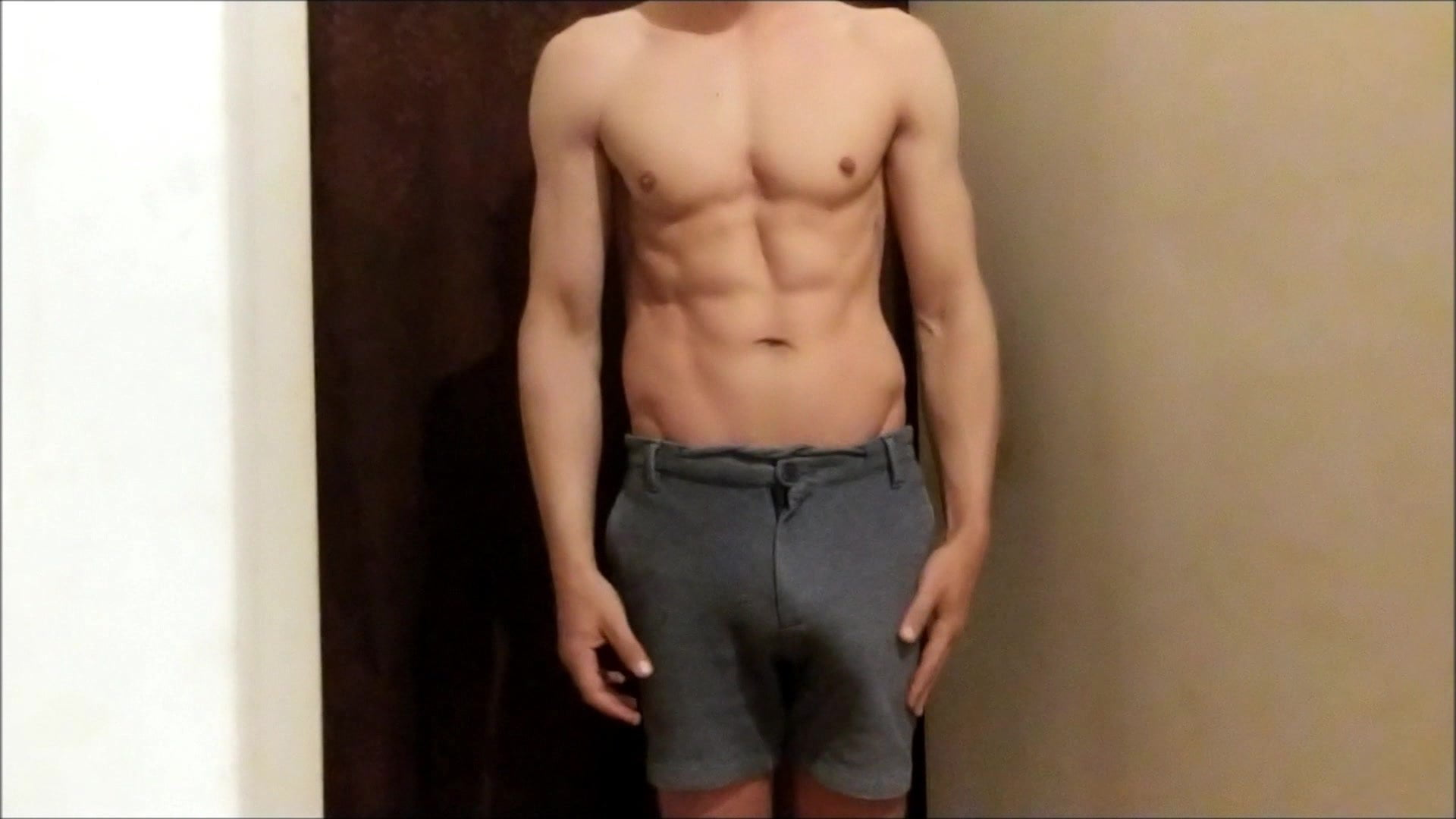 Younger German Males Physique Balls Thick Cock