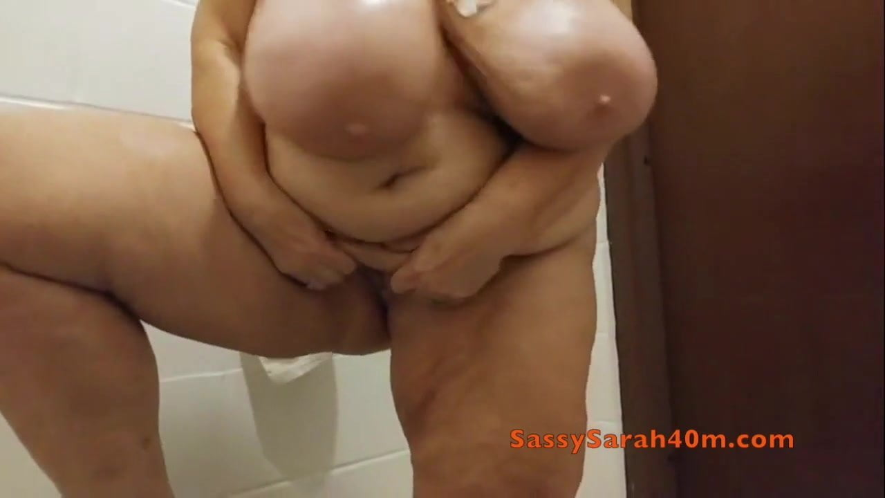 mature oiled tits Chubby