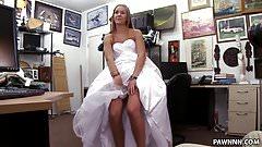 Wedding dress porn