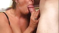 Candy Mature fucked hard