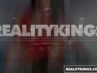 RealityKings - First Time Auditions - Ally Tate Rion King -