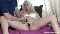 Hot Sexy Swede Diana Angel Cums's Thumb