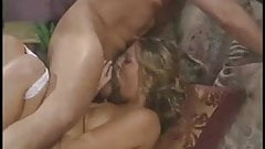 Papa - Blonde gets drilled and cumed on