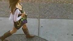 Street Candid NN Down blouse 13