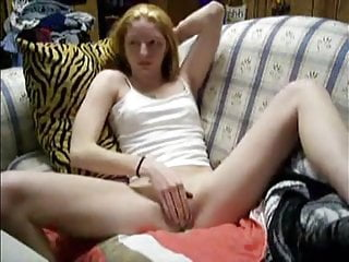 Young Amateur Small Tiny Little Tits Masturbating Alone