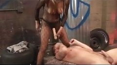 Mistress Ruins Slaveboy