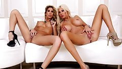 IntimateLesbians - Puma Swede & Kayla Carrera loves to fuck