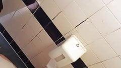 Gloryhole at public toilet 4