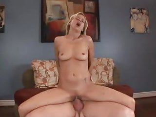 Blonde MILF Loves Getting Fucked in The Ass
