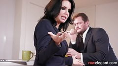 Squirting euro MILF assfucked from behind 's Thumb