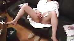 She is pleased to labia pierce No.2 - NM