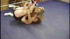 jen wrestling