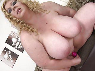 BIG busty natural mother needs a good fuck
