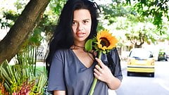 MAMACITAZ Teen Latina Selena Gomez Takes Big Cock On POV Sex