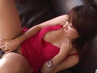 Serious toy porn for needy Japanese Buruma Aoi