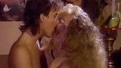 Porn star Nina Hartley 3 way fuck party