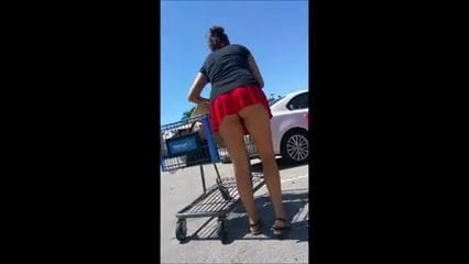 sexy teen brooke flashing nude in public u.s.a. streets 2