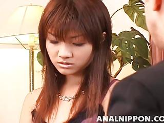 Alluring young Itsuka gives head an - More at hotajp.com
