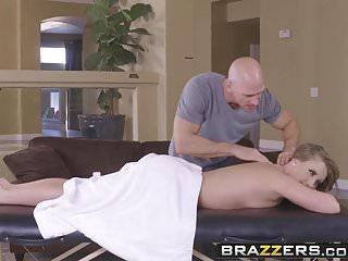 Brazzers - Dirty Masseur -Slide Into My DMs scene starring