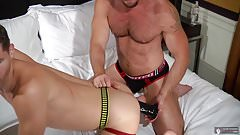 Barebackers dungeon messy ass plowing extre