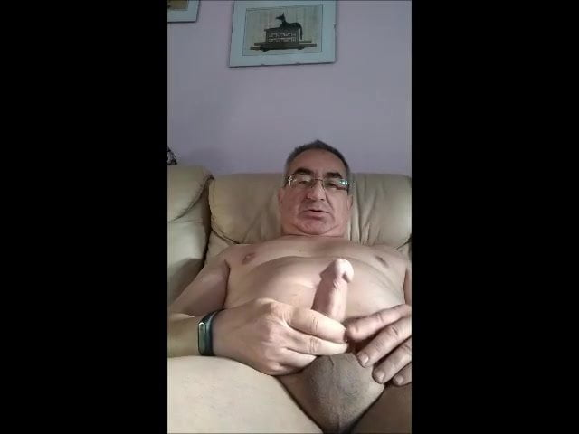 Spanish grandpa gay fuck