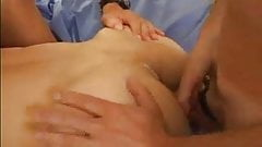 Tristan no stranger to putting on cock