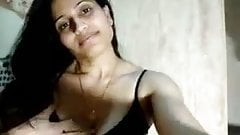 Indian MILF playing around