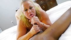 Mature White Women Seducing Young Black Men.