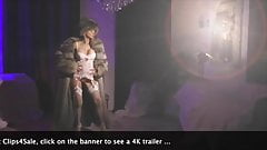Vanessa Clip 12 p1 In Furs