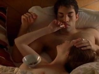 Emily Wachter breasts in Compulsion