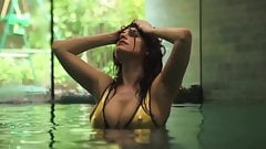 Kelly Brook - Sexiest BTS Photoshoot Moments (Compilation)