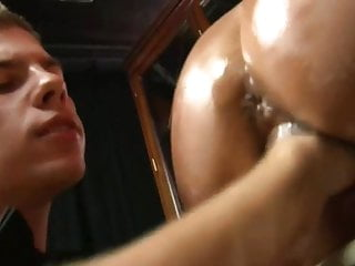 blonde bitch fucked and fisted by guy