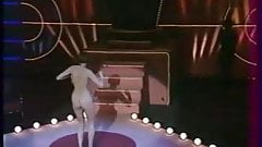 sexy haircut lady striptease french television show 90s