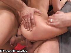 21Sextury Doris Ivy Anal Creampied DP