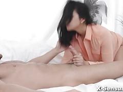 X-Sensual - Jessica Lincoln - Foot massage seduction