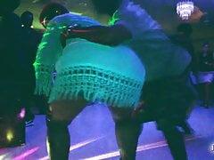 Granny Twerk And Upskirt - #JRay513Tv